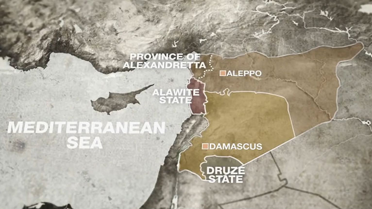 A century on: Why Arabs resent Sykes-Picot