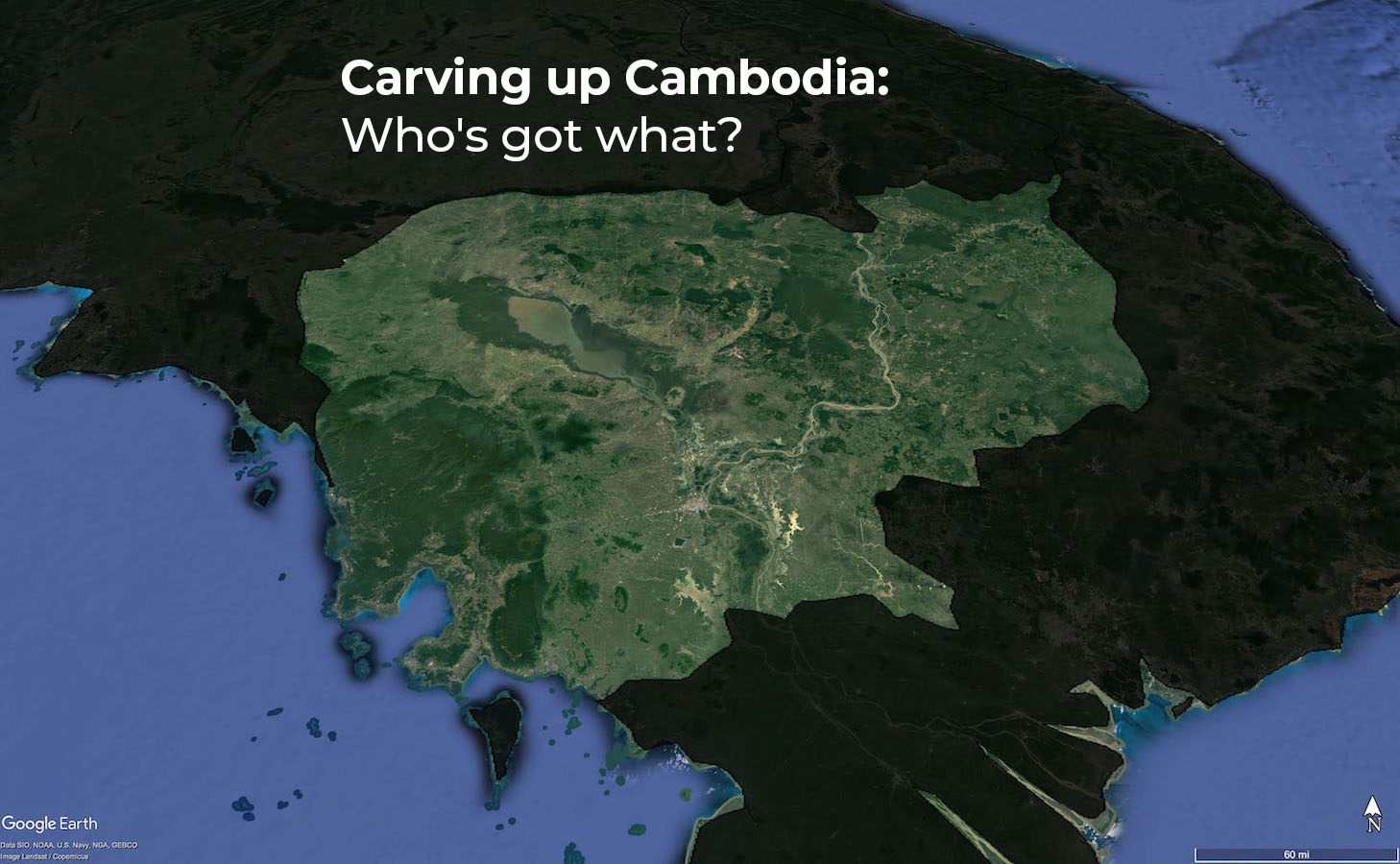 Interactive: Plundering Cambodia's forests
