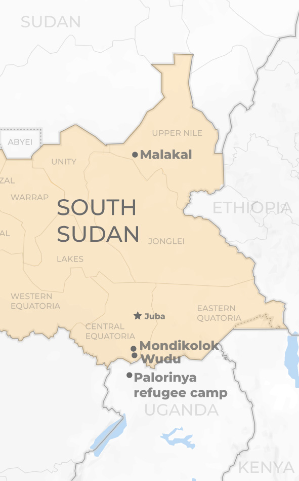 FORCED OUT: Measuring the scale of the conflict in South