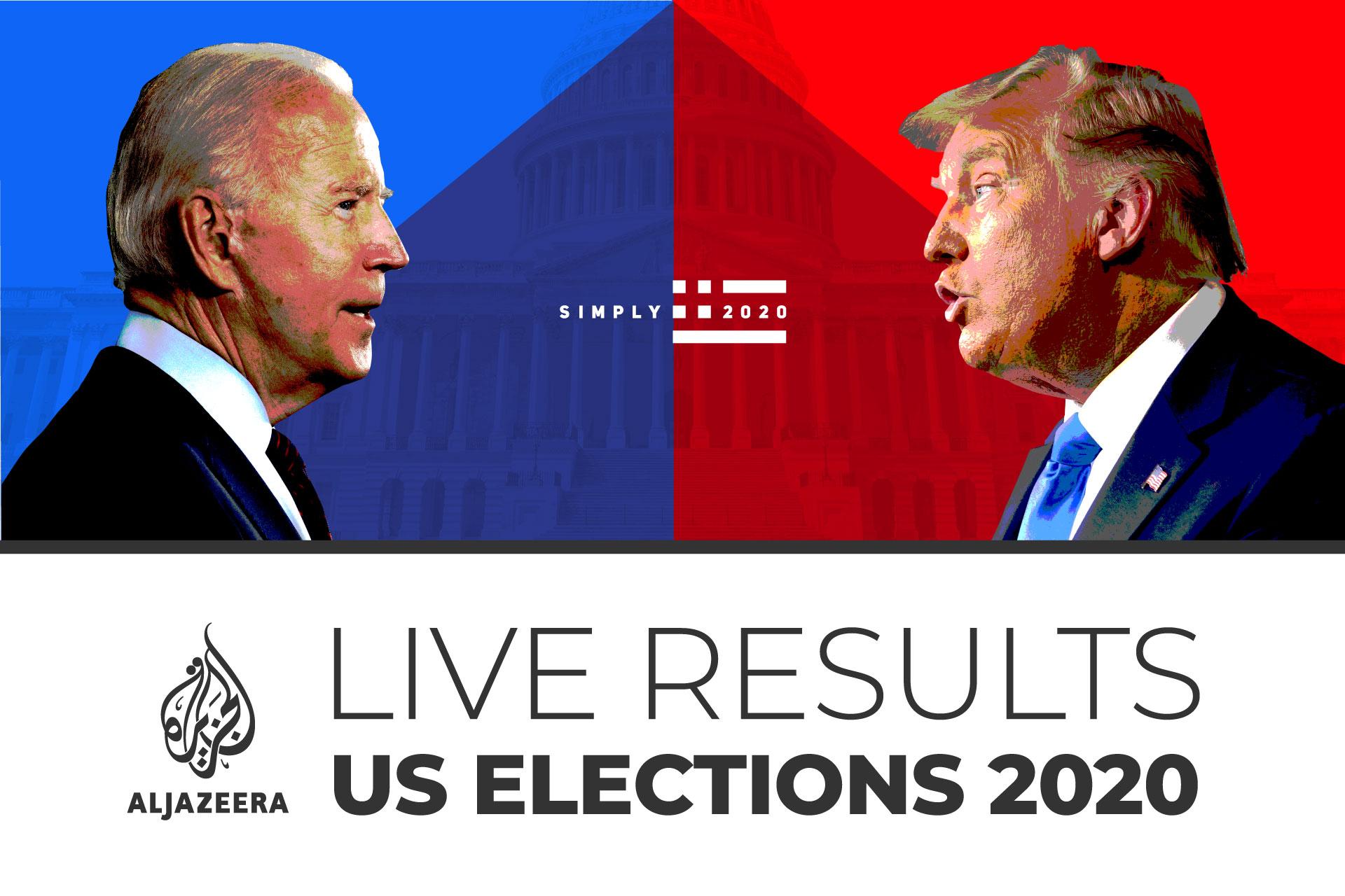 Election usa live president 2020 Live updates: